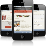 Restaurant website mobile optimization guidelines