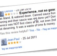 How to get reviews for your restaurant